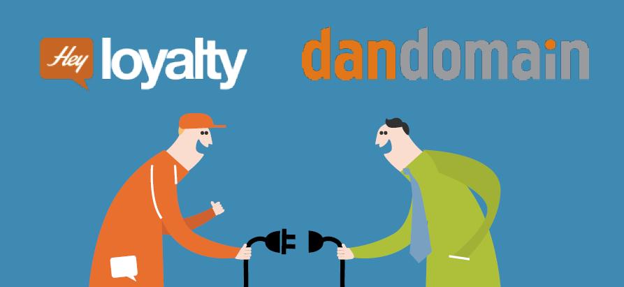 Integration mellem Heyloyalty og DanDomain