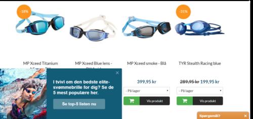Webshop og ehandel: Watery.dk
